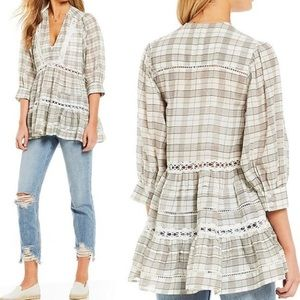 Free People Time Out Tunic